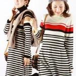 ドラマ「コウノドリ」第五話で衣装として着用されたマタニティ・授乳服