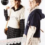ドラマ「コウノドリ」第四話で衣装として着用されたマタニティ服
