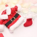 赤ちゃんのサンタクロース衣装9選。クリスマスパーティーにはサンタコスプレで!