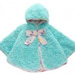 0~2歳の女の子向け、ジャンパー&ポンチョの防寒アウター5選