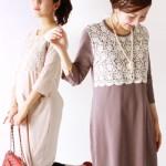 ドラマ「コウノドリ」第八話で衣装として着用されたマタニティ・授乳服