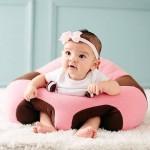 HUGABOO(ハガブー)。バンボが使えない太ももムチムチ赤ちゃんにもおすすめのベビーチェア。