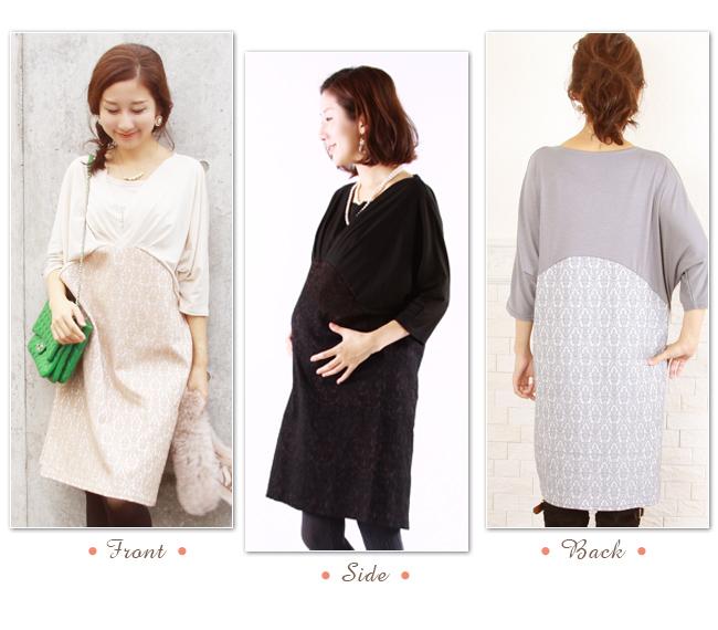 マタニティ&授乳服3月の人気TOP3