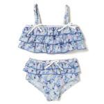 女の子用のセパレートタイプ水着。ブランドからプチプラまでオススメ7選。