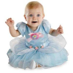 女の子ベビー用ハロウィン衣装