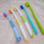 クラプロックス歯ブラシの口コミ