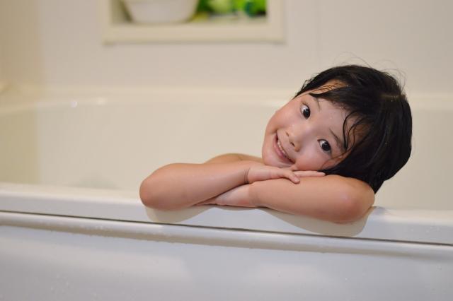 子どもと入浴